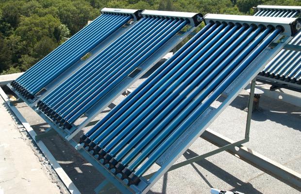 Hoe werkt een zonnecollector