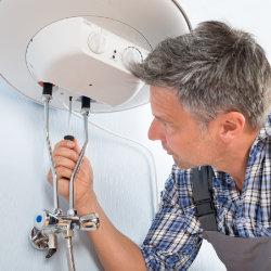 elektrische boiler aansluiten